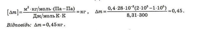 ГДЗ по физике 10 класс Чертіщева М. О., Вялих Л. І. Самостятельные работы. Задание: №13. Вариант 1(2)