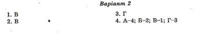 ГДЗ по физике 10 класс Чертіщева М. О., Вялих Л. І. Самостятельные работы. Задание: №2. Вариант 2 (1)