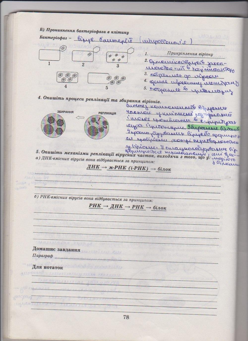 Класс биологии решебник 10 тетрадям по печатным по