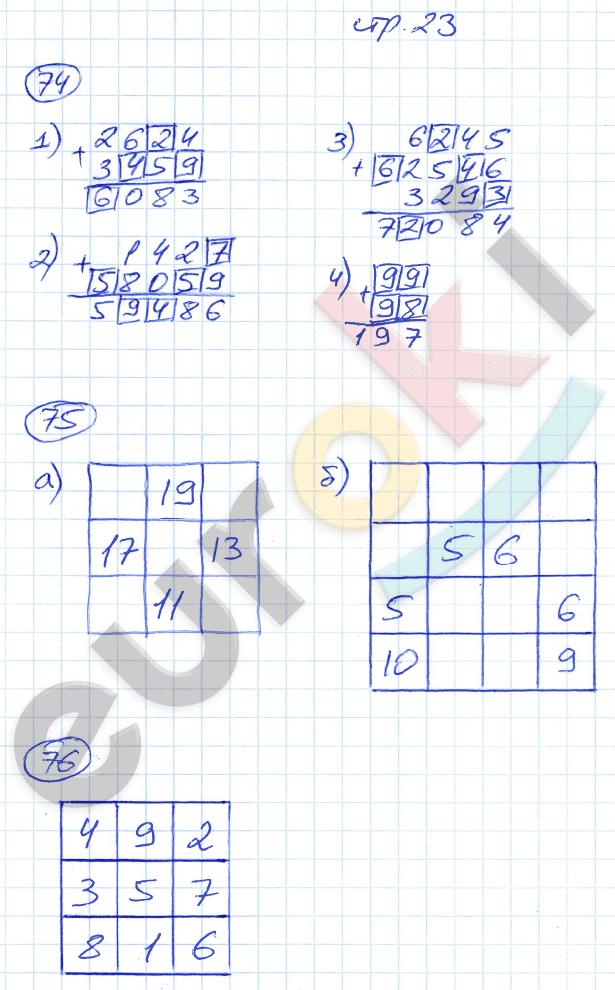 ГДЗ по математике 5 класс рабочая тетрадь Мерзляк, Полонский, Якир Часть 1, 2. Задание: стр. 23