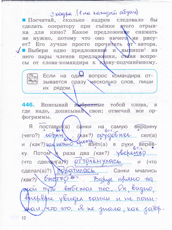 ГДЗ по русскому языку 4 класс Соловейчик Кузьменко
