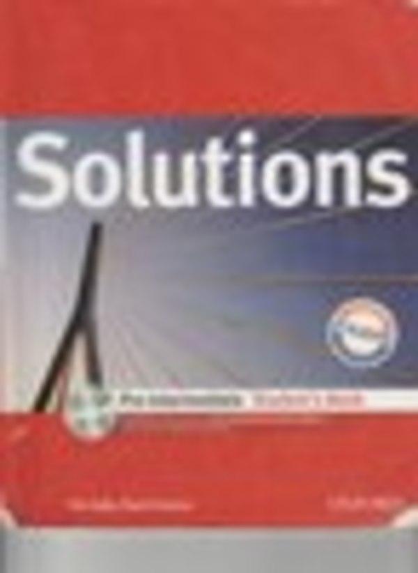 Робочий зошит з англійської мови 8 клас. Solutions Solutions Student book